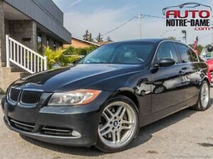 BMW 3 Series 4dr Sdn 335xi AWD Seulement 56.06$ / Semaine*  2007