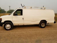 2008 Ford E-250 Cargo Extended Van for Sale $6995 Swift Current Saskatchewan Preview