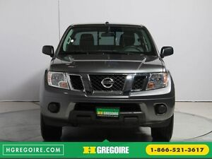 2016 Nissan Frontier SV 4WD AUTO A/C GR ELECT MAGS BLUETOOTH