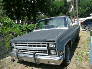82 Chevy 350 for sale