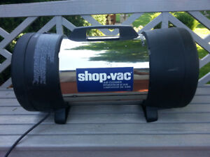 Shop Vac Air Cleaner