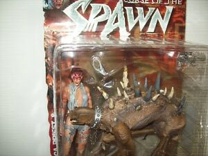 "McFarlane ""Curse of the Spawn"" Figures (1998) $15 each"