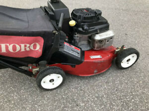 Toro  ProLine Self Propelled Lawnmower