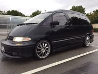 8 SEATER TOYOTA LUCIDA 2.4 BULLET PROOF PETROL ENGINE VERY ECONOMICAL, FULLY LOADED