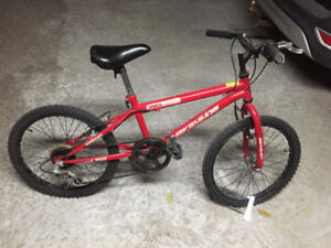Bicycle SPARK For kid/ adult 24'' + Bell air compressor