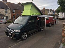 Mazda bongo/ford friendie campervan