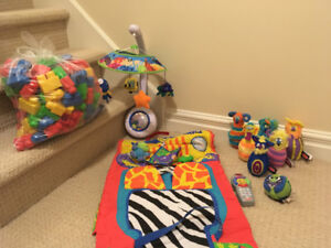 Baby toy/gear lot for sale