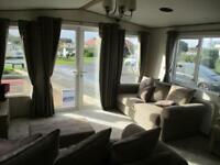 Stunning static caravan between Scarborough & Filey