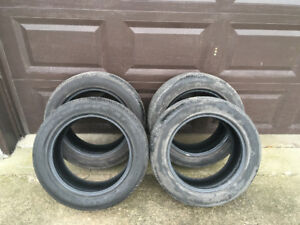 "(4) 205/55R16 All Season Tires ""Great Condition"" $140 For Set"
