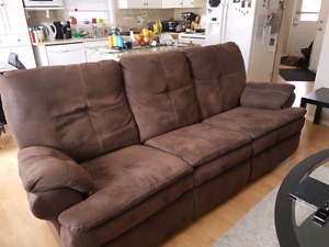 Recliner Sofa for sale.