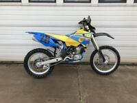 Husaberg 450 enduro/off road bike 2003 **Part exchange to clear**