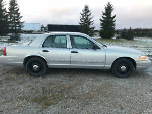 2011 Ford Crown Victoria Sedan for Sale