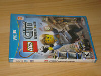 Nintendo Wii U Games - Mario and Lego City (Brand New Unopened)