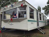 Cheap static caravan 6 berth 2 bed clacton Essex