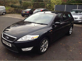 Ford Mondeo 2.0TDCi Zetec**Diesel Estate**2 Owners**FSH**Cambelt Done**Bluetooth