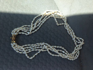 Pearl necklace!