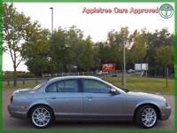 2006 (56) Jaguar S-TYPE 2.7D V6 Sport Automatic