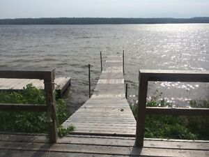 WATERFRONT LOT FOR SALE!!!! Remigny Quebec