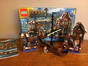 Lego Hobbit 79013 Lake-town Chase (complet)