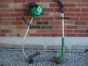 GAS WEED EATER. HANDYMANS SPECIAL. $50.00