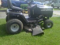 Murray Wide body ride on mower
