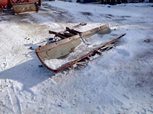 Snow Plow 7.5 ft
