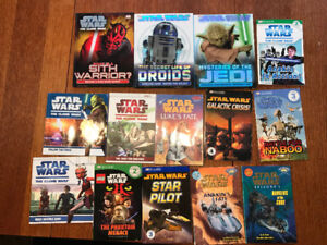 11 Star Wars Books