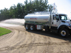 Water Trucks for Dry Rent/Lease