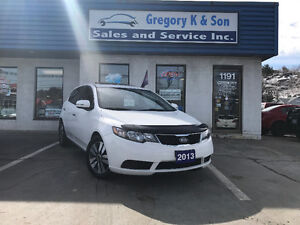 2013 Kia Forte5 EX Sedan, Sunroof