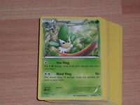3 lots of pokemon cards for sale. $10 each