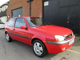 FORD FIESTA 1.2 FREESTYLE AIR CONDITIONING LOW MILEAGE