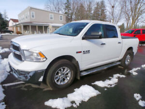2016 RAM 1500 SLT, ECODIESEL, NAVIGATION, ONE OWNER, CLEAN CP