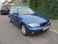 2005 BMW 118 1 SERIES 2.0TD D SE MANUAL DIESEL