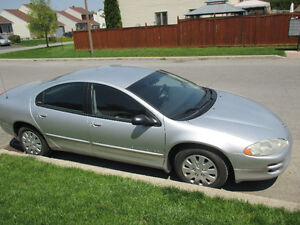 2001 Chrysler Intrepid Berline
