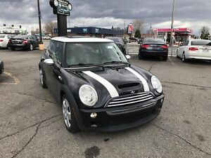 Mini Cooper Hardtop COOPER S-SUPERCHARGED-6 VITTESE 2005
