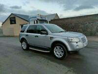 2007 Land Rover Freelander 2 2.2 TD4 HSE 5dr Auto SUV Diesel Automatic