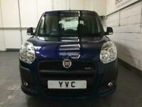 2015 15 FIAT DOBLO 105 MYLIFE WITH A/C DISABLED ACCESS WAV WHEELCHAIR RAMP