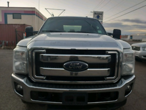 2013 F350 Super Duty Crew Cab 6.2 Fuel Flex