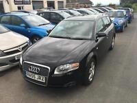 Audi A4 Avant 2.0TD CVT SE 05/05