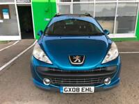 2008 Peugeot 207 SW 1.6HDi 90 Outdoor - 12 MONTHS MOT - FULL SERVICE