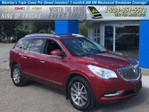 2013 Buick Enclave Leather I Remote Start I Bluetooth