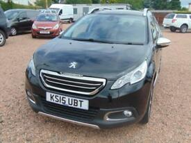 Peugeot 2008 Crossover 1.6e-HDi ( 115bhp ) ( s/s ) 2014.5MY Feline Calima