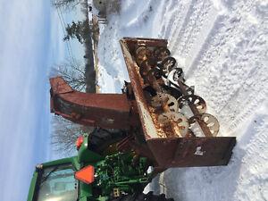 Snow Blower Heavy Duty 8'