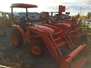 KUBOTA L3800HST-ONLY 200HRS