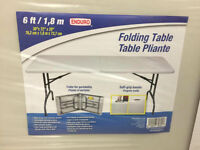 Folding Table Wanted