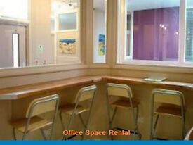Fully Furnished - ( BURROUGHS GARDENS -NW4) Office Space to Let in Barnet