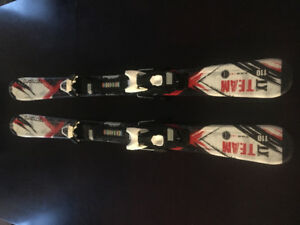 Tecnopro kids skis 110 and Boots 22.5