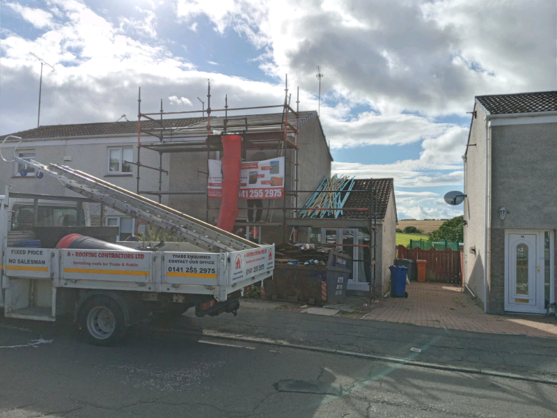 A Roofing Contractors Glasgow In East End Glasgow Gumtree