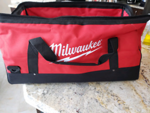 Milwaukee contractor bag - Large