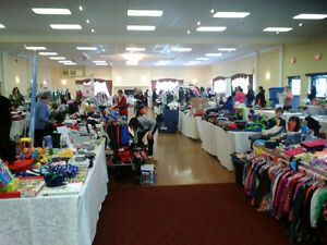 Busy Mom2Mom sale looking for people to sell their stuff